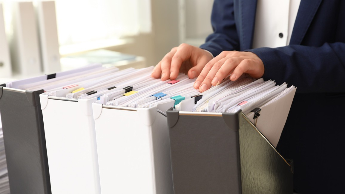 3 Steps to Protect your Company Records